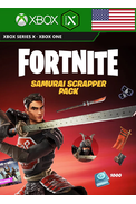 Fortnite - Samurai Scrapper Pack (USA) (Xbox One / Series X|S)