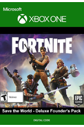 Fortnite: Save the World - Deluxe Founder's Pack (DLC) (Xbox One)