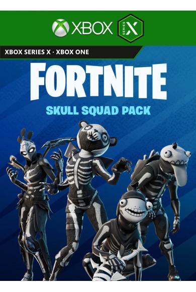Fortnite - Skull Squad Pack (DLC) (Xbox One / Series X|S)