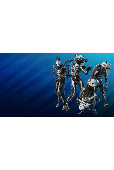 Fortnite - Skull Squad Pack (DLC) (Xbox One)