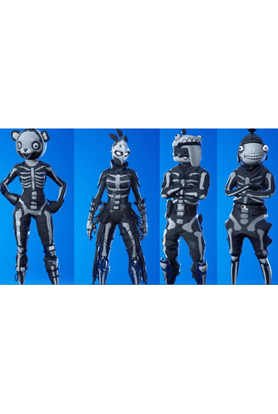 Fortnite - Skull Squad Pack (DLC) (USA) (Xbox One / Series X|S)