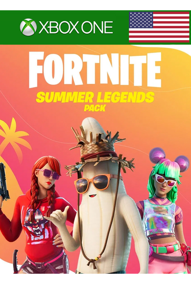 Fortnite - Summer Legends Pack (USA) (Xbox One)