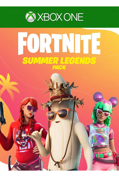 Fortnite - Summer Legends Pack (Xbox One)