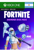 Fortnite The Diamond Diva Pack (DLC) (Argentina) (Xbox One / Series X)