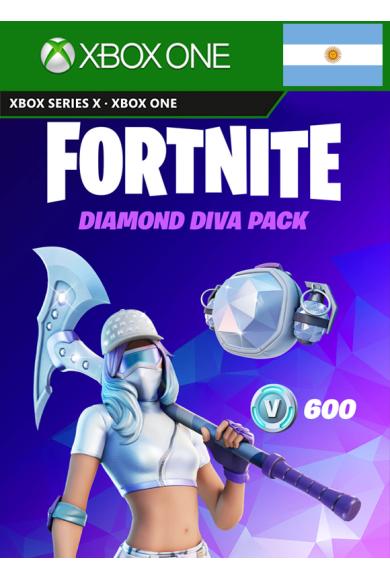 Fortnite The Diamond Diva Pack (DLC) (Argentina) (Xbox One / Series X)