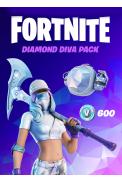 Fortnite - The Diamond Diva Pack (DLC)