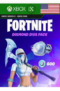 Fortnite The Diamond Diva Pack (DLC) (USA) (Xbox One / Series X|S)