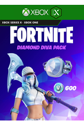 Fortnite The Diamond Diva Pack (DLC) (Xbox One / Series X)