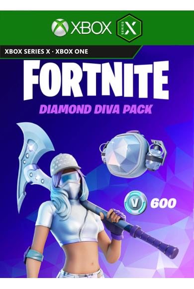 Fortnite The Diamond Diva Pack (DLC) (Xbox One / Series X)