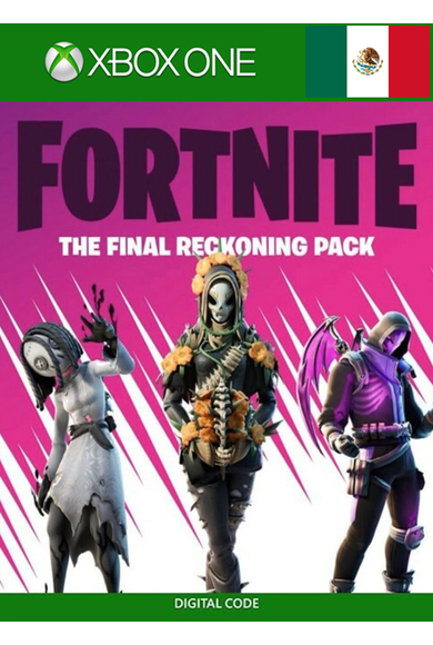 Fortnite - The Final Reckoning Pack (Mexico) (Xbox One)