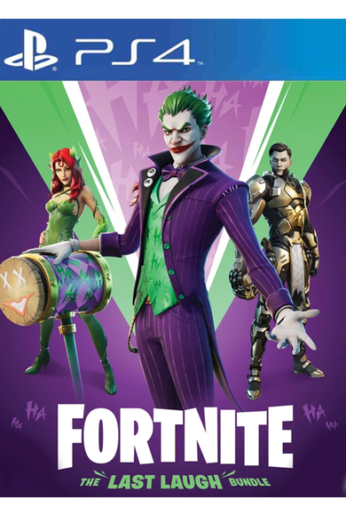 Fortnite: The Last Laugh Bundle (LATAM) (PS4)