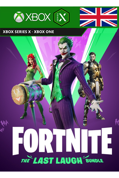 Fortnite: The Last Laugh Bundle (UK) (Xbox One / Series X|S)