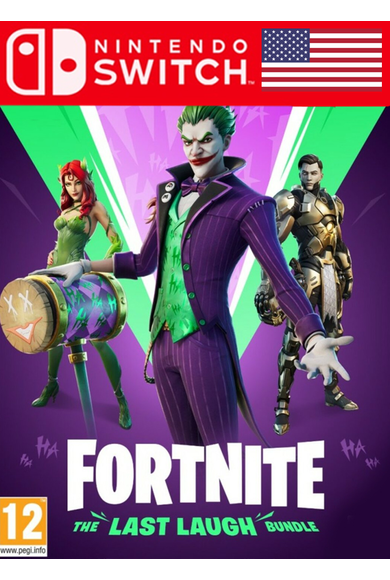 Fortnite: The Last Laugh Bundle (USA) (Switch)