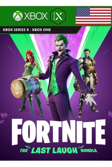 Fortnite: The Last Laugh Bundle (USA) (Xbox One / Series X|S)