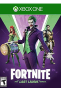 Fortnite: The Last Laugh Bundle (Xbox One)