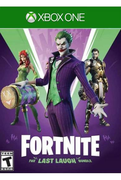 Fortnite: The Last Laugh Bundle (Xbox One)