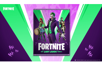 Fortnite: The Last Laugh Bundle (USA) (PS4)