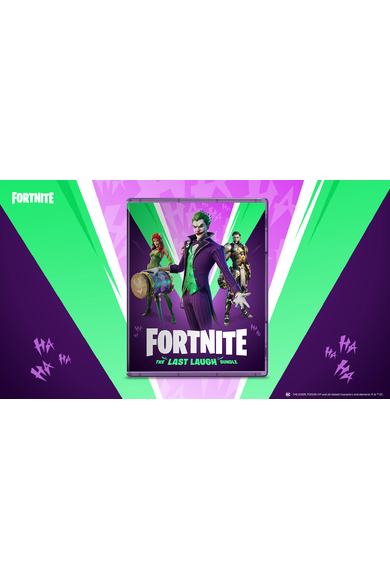 Fortnite: The Last Laugh Bundle (PS4)