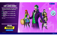 Fortnite: The Last Laugh Bundle (Xbox Series X)