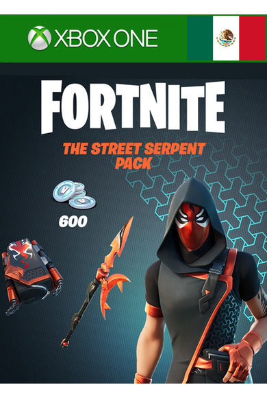 Fortnite - The Street Serpent Pack (Mexico) (Xbox One)