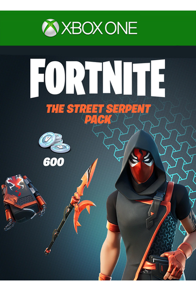 Fortnite - The Street Serpent Pack (Xbox One)