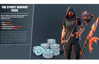 Fortnite - The Street Serpent Pack (Argentina) (Xbox One)