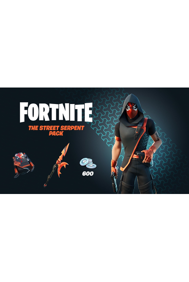 Fortnite - The Street Serpent Pack (USA) (Xbox One)