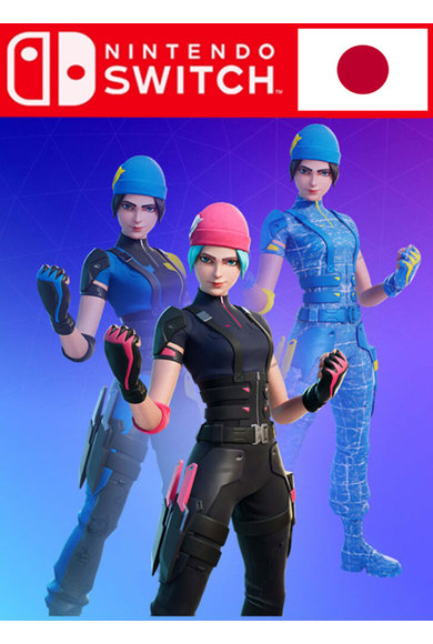 Fortnite - Wildcat Bundle (Japan) (Switch)