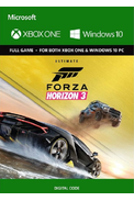 Forza Horizon 3 - Ultimate Edition (PC / Xbox One) (Xbox Play Anywhere)