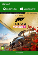 Forza Horizon 4: Ultimate Edition (PC / Xbox One) (Xbox Play Anywhere)