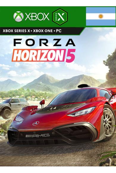 Forza Horizon 5 (Argentina) (PC / Xbox ONE / Series X|S)