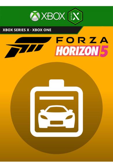 Forza Horizon 5 - Car Pass (Xbox ONE / Series X|S)
