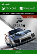 Forza Motorsport 7 - Deluxe Edition (PC / Xbox One) (Xbox Play Anywhere)