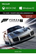 Forza Motorsport 7 (PC / Xbox One) (Xbox Play Anywhere)