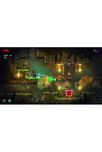 Fury Unleashed (Xbox One)