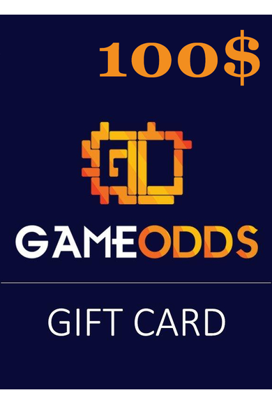GAMEODDS.GG Gift Card 100$ (USD)