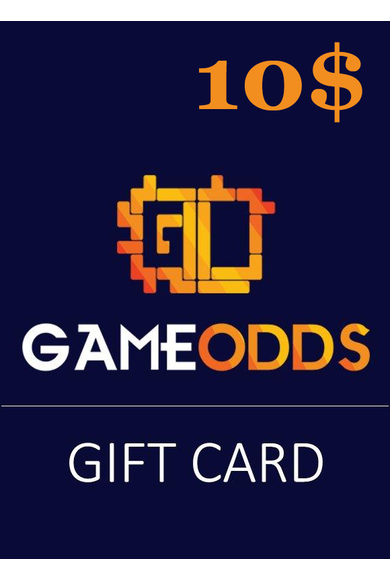 GAMEODDS.GG Gift Card 10$ (USD)
