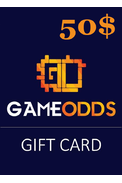 GAMEODDS.GG Gift Card 50$ (USD)