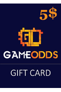 GAMEODDS.GG Gift Card 5$ (USD)