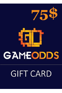 GAMEODDS.GG Gift Card 75$ (USD)