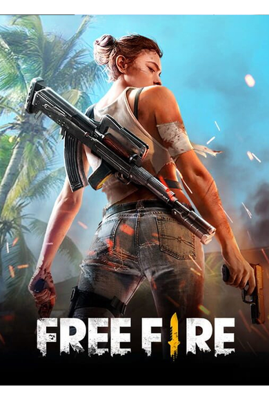 Garena Free Fire - 100 Diamonds