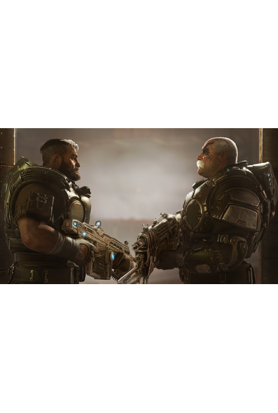 Gears Tactics (USA) (PC / Xbox One)