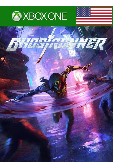 Ghostrunner (USA) (Xbox One)