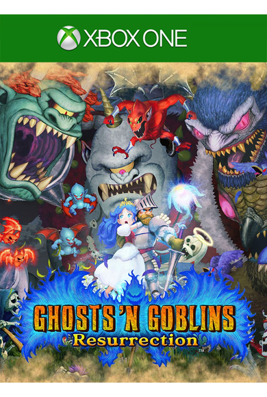 Ghosts 'n Goblins Resurrection (Xbox One)