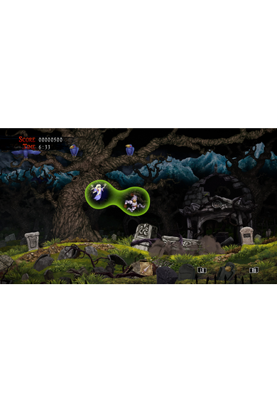 Ghosts 'n Goblins Resurrection (Xbox One / Series X|S)