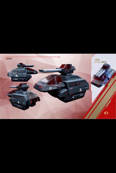 G.I. Joe: Operation Blackout - Digital Art Book and Soundtrack (DLC)