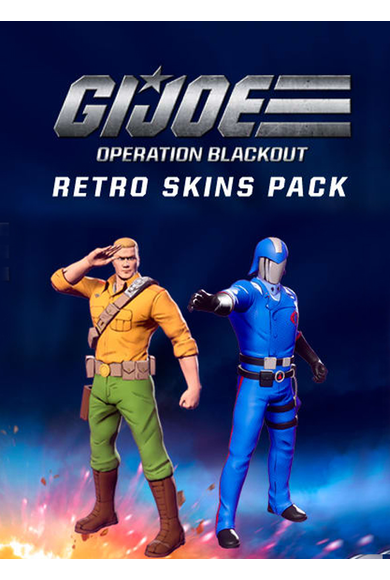 G.I. Joe: Operation Blackout - Retro Skins Pack (DLC)