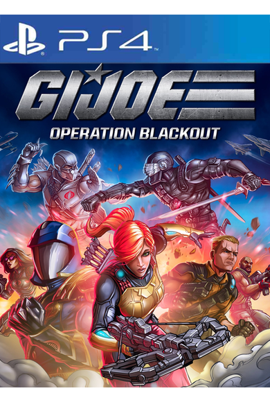 G.I. Joe: Operation Blackout (PS4)