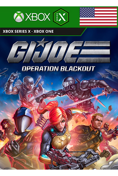 G.I. Joe: Operation Blackout (USA) (Xbox Series X)