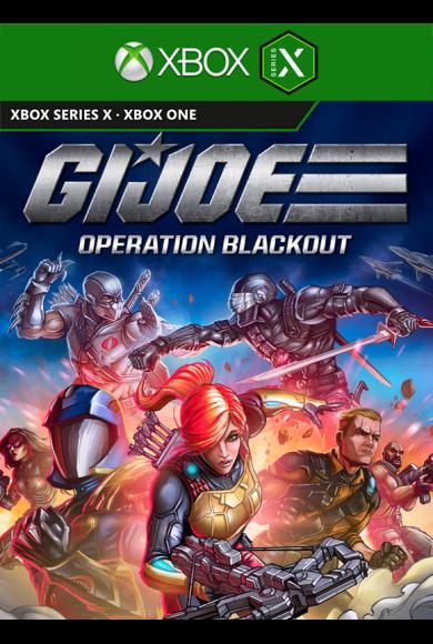 G.I. Joe: Operation Blackout (Xbox One / Series X)